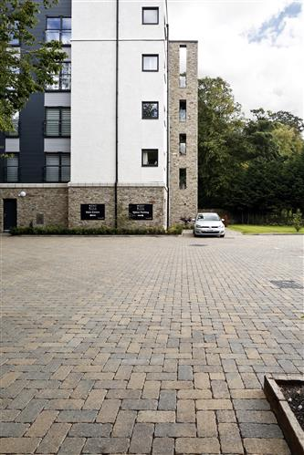 Tobermore Hydropave Tegula 200 Bracken_West Mill, Edinburgh (4)